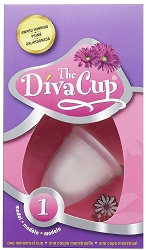 DivaCup Size 1 (pre childbirth and/or under 30)