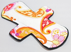 9 Inch Cotton Woven Day Cloth Pad