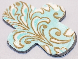 6 Inch Marina Madrid Minky Mini Cloth Pantyliner - Original Width
