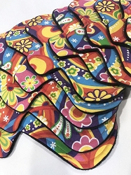 Groovy Organic Cotton Jersey Pads with Fleece backs - Pick Your Size!