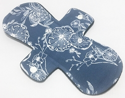 10 Inch Line Drawings Cotton Jersey Heavy Cloth Pad
