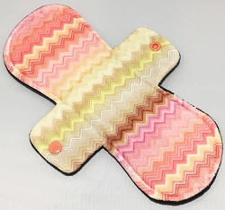 10 Inch Desert Sunset Minky Heavy Pad with Fleece back