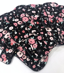 Claire Cotton Jersey Pads with Fleece backs - Pick Your Size!