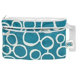 Aquarius Twill Dual Pocket Wet/Dry Clutch