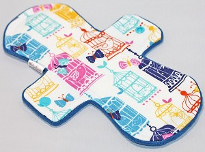 10 Inch Birdcages Cotton topped Heavy Cloth Pad