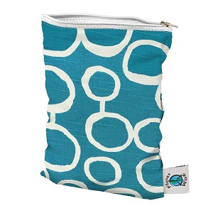 Aquarius Twill Small Single Pocket Wet Bag