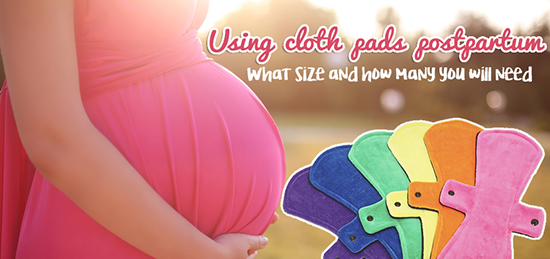Using Cloth Pads for Postpartum Protection