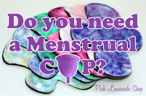 Do you need a menstrual cup if you LOVE cloth pads?